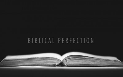 Biblical Perfection Part 2