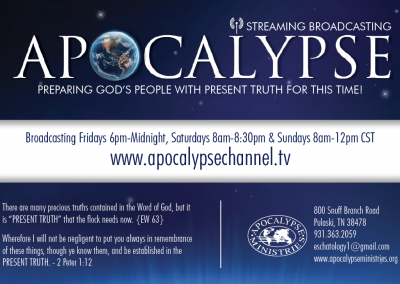 Apocalypes Logo and PC 2