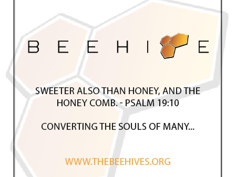 Beehive Honey Label