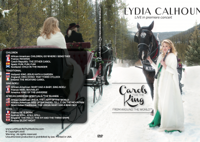 CK DVD Cover