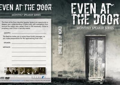 Door DVD Cover