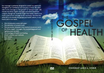 Gospel of Health DVD Cover