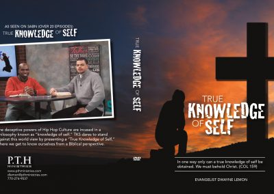 Knowledge of Self DVD Cover