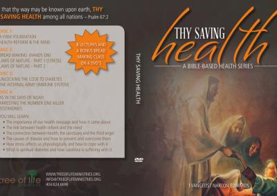 Thy Saving Health DVD