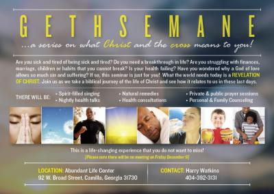 Gethsemane 2