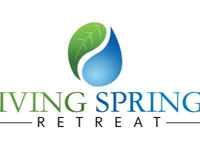 Living Springs Logo