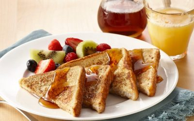 Maple Spice French Toast